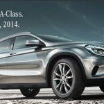 Mercedes-Benz to launch 2014 GLA crossover on 30th September in India