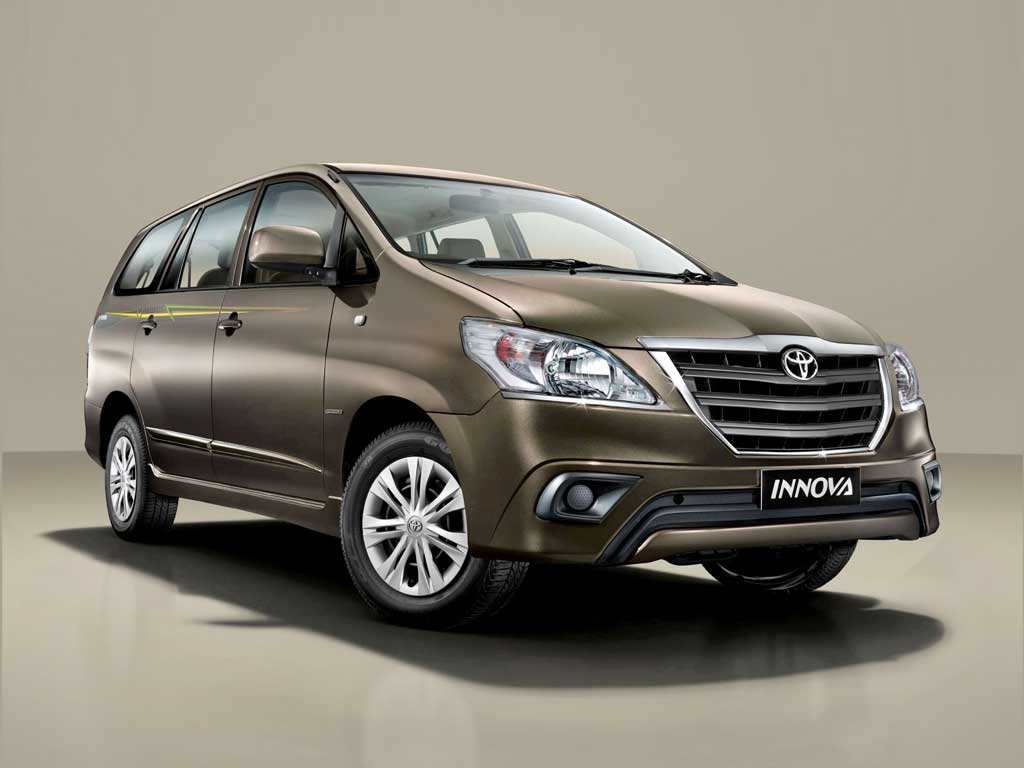 2014 Toyota Innova Limited Edition
