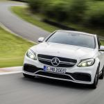 Holy Mother of God!! 503 hp 2015 Mercedes Benz C63 AMG revealed