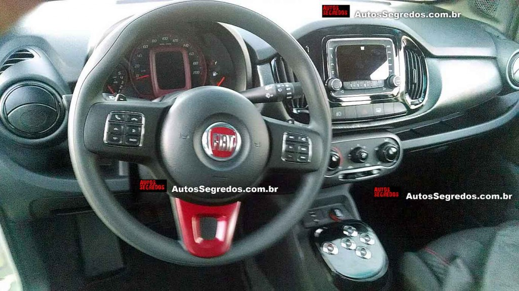 2015 fiat uno attractive interior