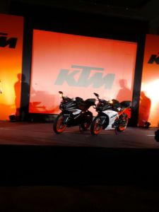 KTM RC 200 and RC 390 launch