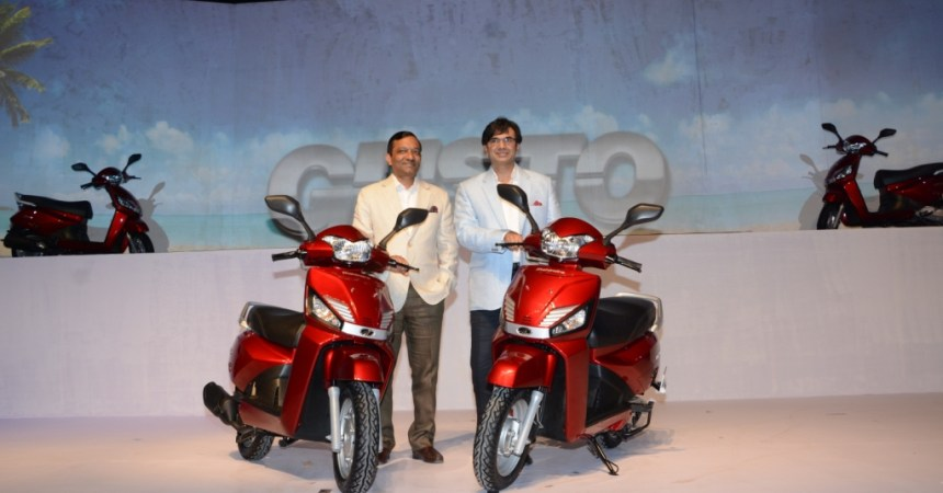 Mahindra Gusto launched in India