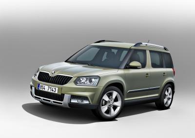 Skoda Yeti facelift India launch