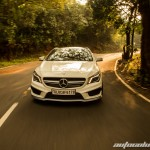 Mercedes-Benz CLA luxury sedan launched in India