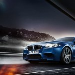 2015 BMW M5 Facelift launched in India at 1.35 Crores
