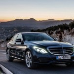 New Mercedes Benz C-Class Launched at 40.9 Lakh