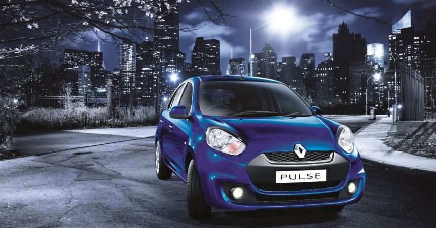 Renault Pulse front