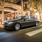 World Premiere of the 2016 Mercedes Maybach S-Class