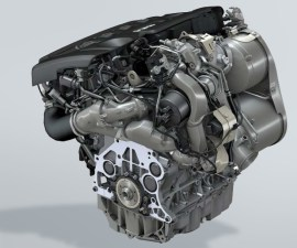 VW's new diesel engine