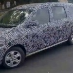 Renault Lodgy India Launch in Early 2015 [Spy Image and Video]