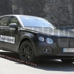 BENTLEY BENTAYGA: The new SUV from Bentley