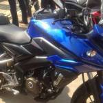 Bajaj Pulsar 200 AS (Adventure Sports) Spotted