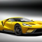 "Microsoft and Ford Unveil Ford GT as the Cover Car for ""Forza Motorsport 6"""