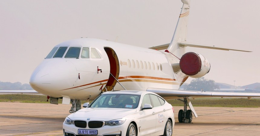 BMW : luxury partnet at IGI
