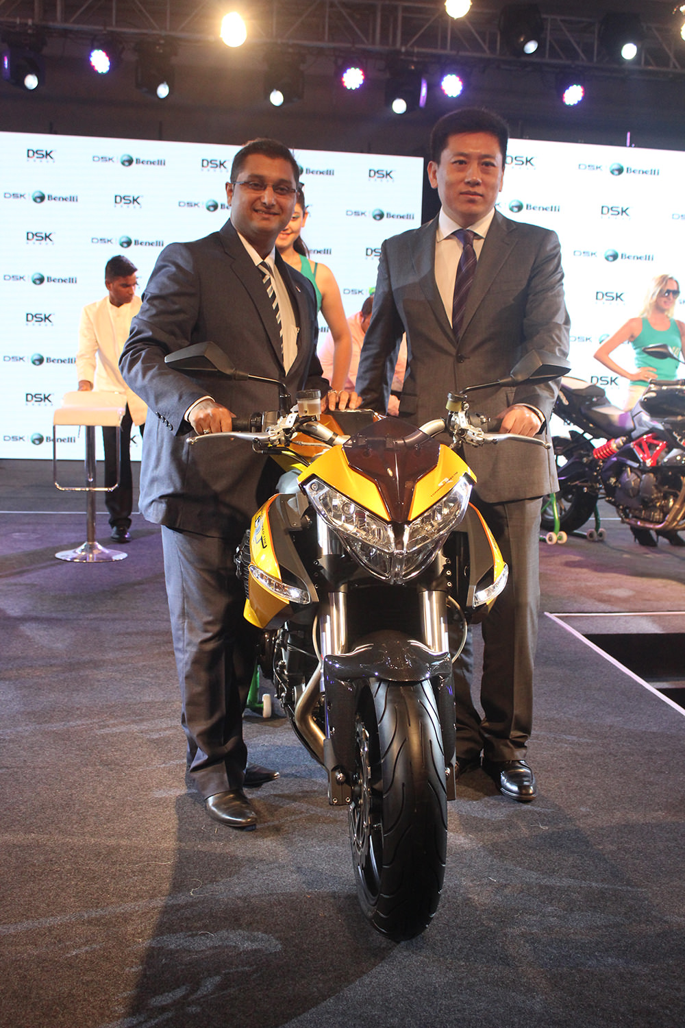 Benelli Launched in India