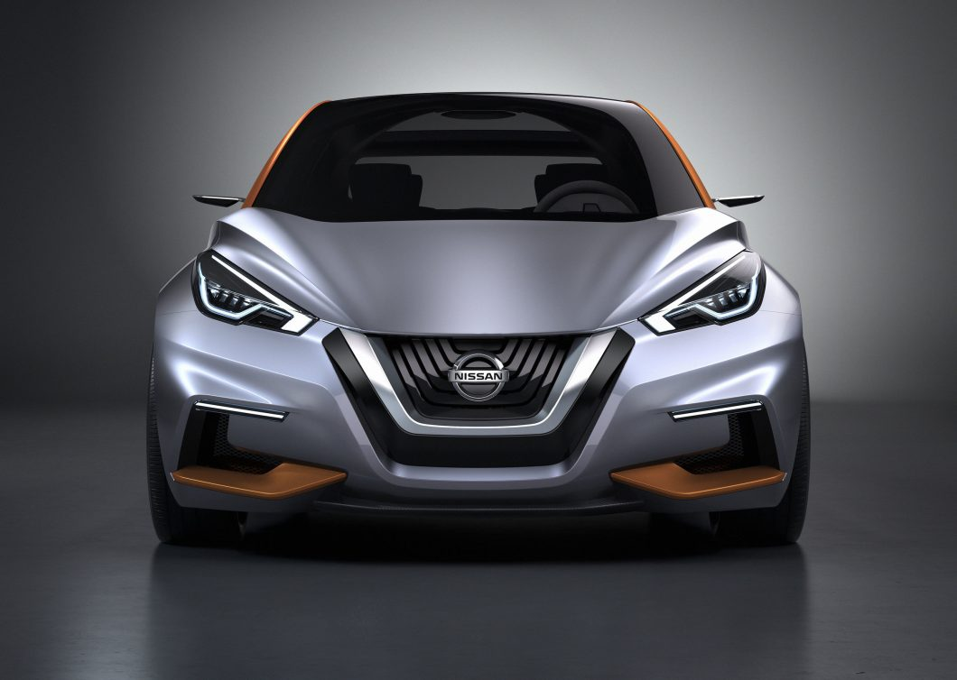 Nissan SWAY Concept front