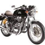 Royal Enfield Continental GT now in a signature GT Black color