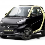 Special edition smart fortwo cabrio with cult appeal