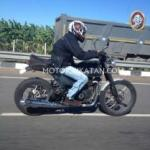 Spied: New Royal Enfield. Is It The Himalayan?