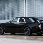 Rolls-Royce's 'Cullinan' totally awesome AWD mule
