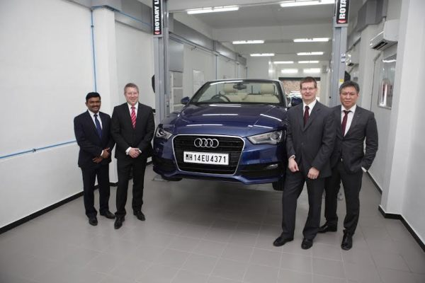audi-india-technical-service-centre