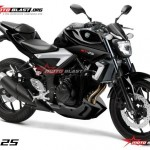 Yamaha MT-25 Finds Its Spotlight In Indonesia; Pitted Against KTM-Duke 250
