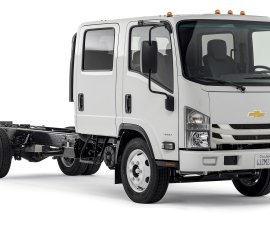 2016 Chevrolet Low CAB