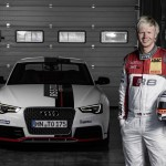 Audi sets new lap record for cars with diesel engines