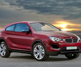 BMW X2 Front Three Quarters