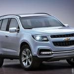Chevrolet Trailblazer launched at Rs 26.4 lakh