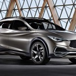 Infiniti Q30 Makes Debut In Frankfurt; Set To Go On Sale Late End This Year In Europe