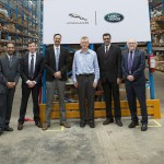 JLR India opens a new Part Distribution Center