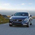 Volvo V40 hatchback Claims The World's First Pedestrian Air bag Tech; Launched In India