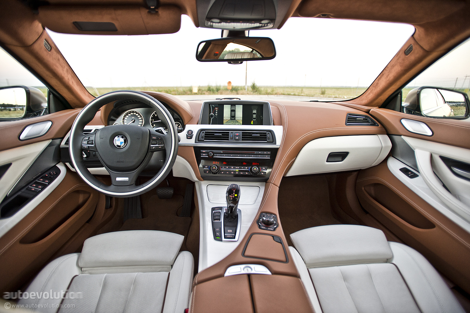 BMW bmw 6 gran coupe 2015 : BMW's Business '6 Series Gran Coupe' Makes A Roll out | AutoColumn