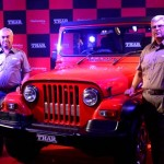 Mahindra Thar Facelift launched at  8.03 Lakh
