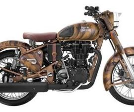 Royal Enfield Despatch Limited Edition