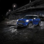 MINI launches Countryman with a lot of urbane features