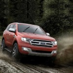 2016 Ford Endeavour Launched in India at 24.75 Lakh