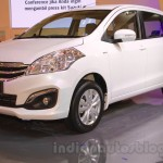 2015 Maruti Suzuki Ertiga facelift launch on 10th October