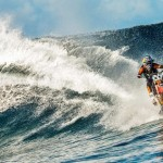 HOLY CHRIST: Robbie Maddison 'RIDES' the waves!!!!!!