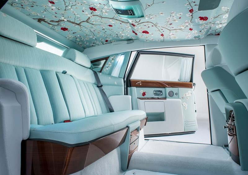 Phantom Serenity interior