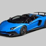 2017 Lamborghini Aventador SuperVeloce roadster debuts at Pebble Beach