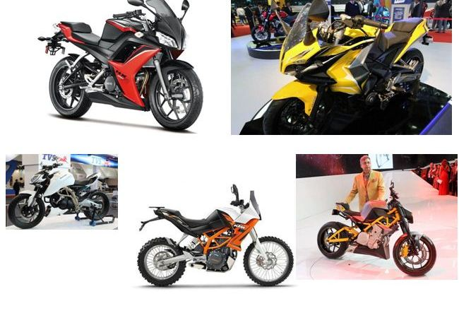 5 affordable sporty bikes in India