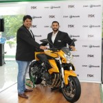 DSK Benelli TNT 600i limited edition launched