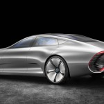 Frankfurt Motor Show Launches: Mercedes Benz Concept IAA