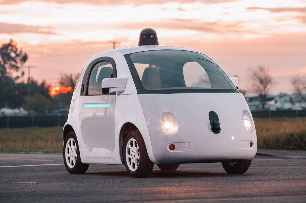 Self Driving car by Google