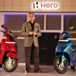 Hero launches two scooters: Hero Maestro Edge & Hero Duet