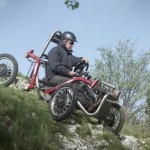 Meet the SwinCar Spider – All Electric off-roader