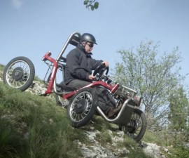 Swincar - Eletric off roader