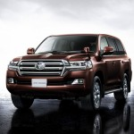 Toyota Land Cruiser 200 launched at Rs 1.29 crore
